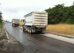 Mechanical Concrete® Roads Carry over 100,000 Heavy Coal Trucks