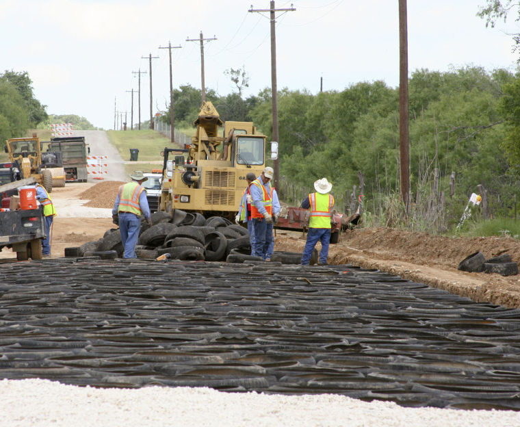 County Takes Green Approach to Roadbuilding